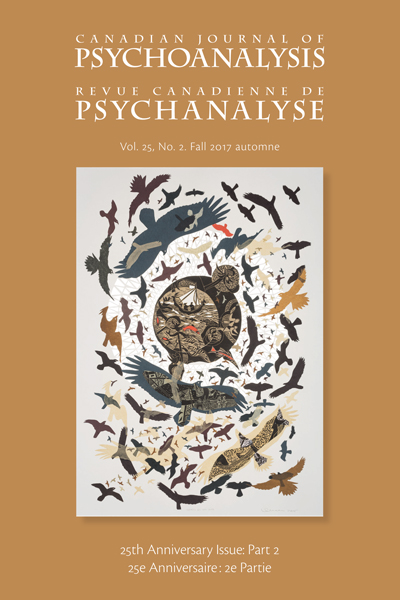 Canadian Journal of Psychoanalysis